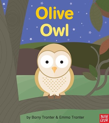 Rounds: Olive Owl (Paperback)