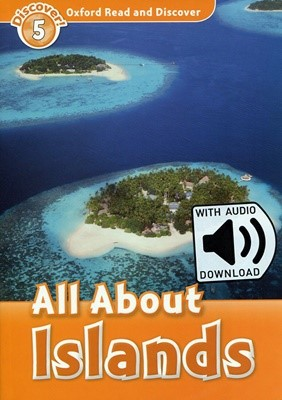 Read and Discover 5: All About Islands  (with MP3)