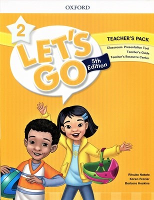 Let's Go 2 Teacher's Book (Online Practice & Teacher's Resource Center) [5th editon]