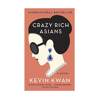 Crazy Rich Asians (Mass Market Paperback)