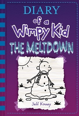 LB-Diary of a Wimpy Kid #13: Melt Down (Hardcover)
