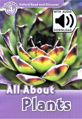 Read and Discover 4: All About Plants (with MP3)