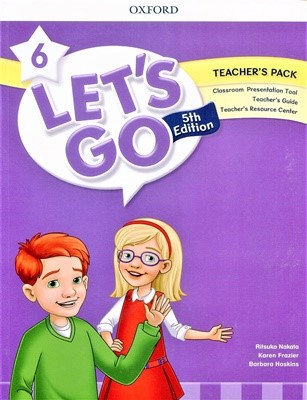 Let's Go 5E 6 TB (Online Practice & Teacher's Resource Center)