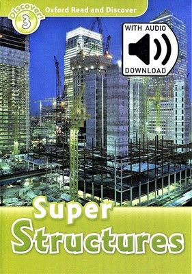 Read and Discover 3: Super Structures (with MP3)