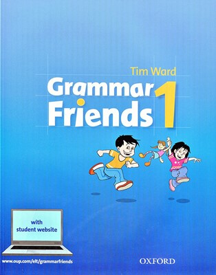 [NEW] Grammar Friends 1 SB with student website