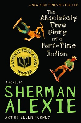 The Absolutely True Diary of a Part-Time Indian (Paperback)