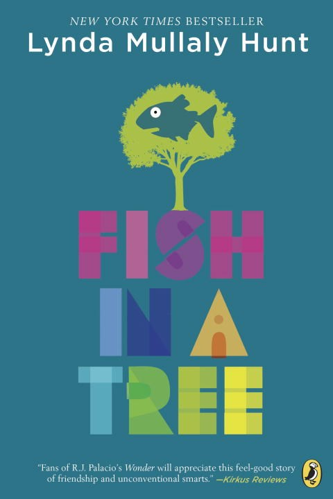 Fish in a Tree (Paperback)