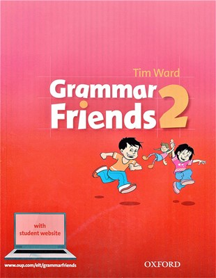 [NEW] Grammar Friends 2 SB with student website
