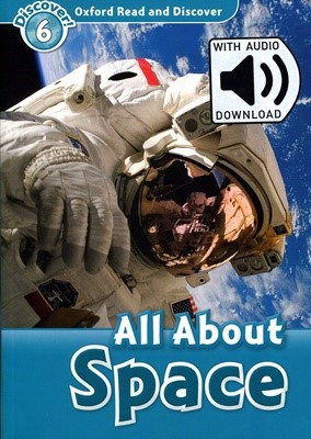 Read and Discover 6: All About Space (with MP3)