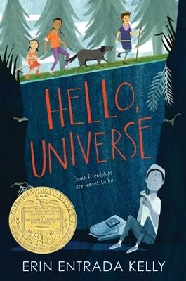 Newbery: Hello, Universe (Paperback)