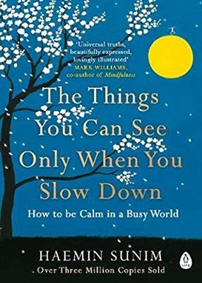 The Things You Can See Only When You Slow Down <멈추면 비로소 보이는 것들> (Paperback, 영국판)