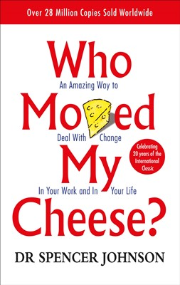 Who Moved My Cheese <누가 내 치즈를 옮겼을까> (Paperback, 영국판)