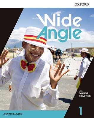 Wide Angle 1 Student Book with Online Practice Pack