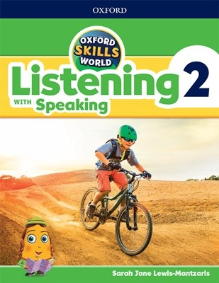 Oxford Skills World Listening with Speaking 2 SB with WB