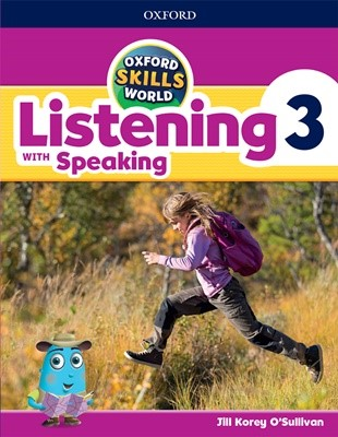 Oxford Skills World Listening with Speaking 3 SB with WB