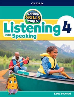 Oxford Skills World Listening with Speaking 4 SB with WB