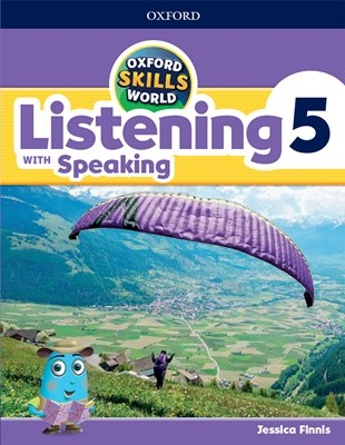 Oxford Skills World Listening with Speaking 5 SB with WB