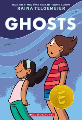 Ghosts (Paperback)