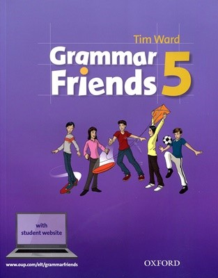 [NEW] Grammar Friends 5 SB with student website