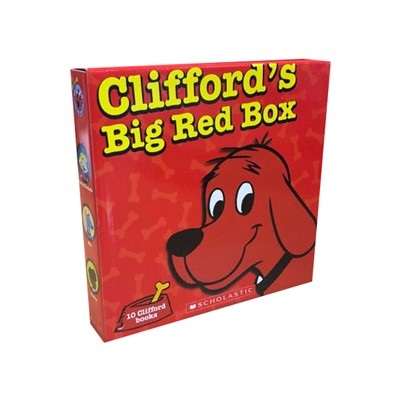 Clifford Ultimate Red Box Set (10 Paperbacks)