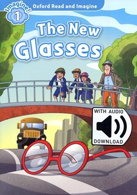 Read and Imagine 1: The New Glasses (with MP3)