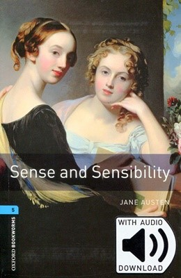 Oxford Bookworms Library 5: Sense and Sensibility (with MP3) [3rd Edition]
