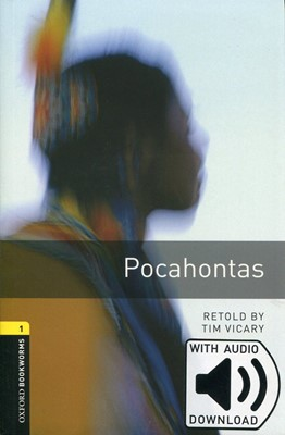 [행사]Oxford Bookworms Library 1 Pocahontas Pack (Book+MP3) [미국식 발음]