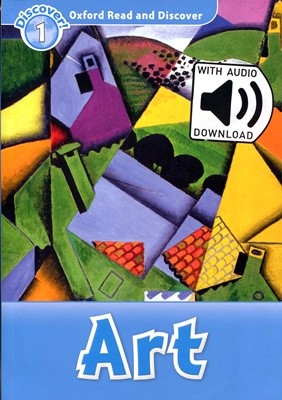 Oxford Read and Discover 1 Art with MP3