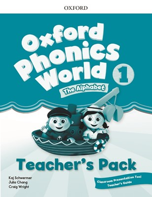 [NEW] Oxford Phonics World 1 Teacher's pack