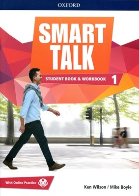 Smart talk 1 SB & WB with online Practice