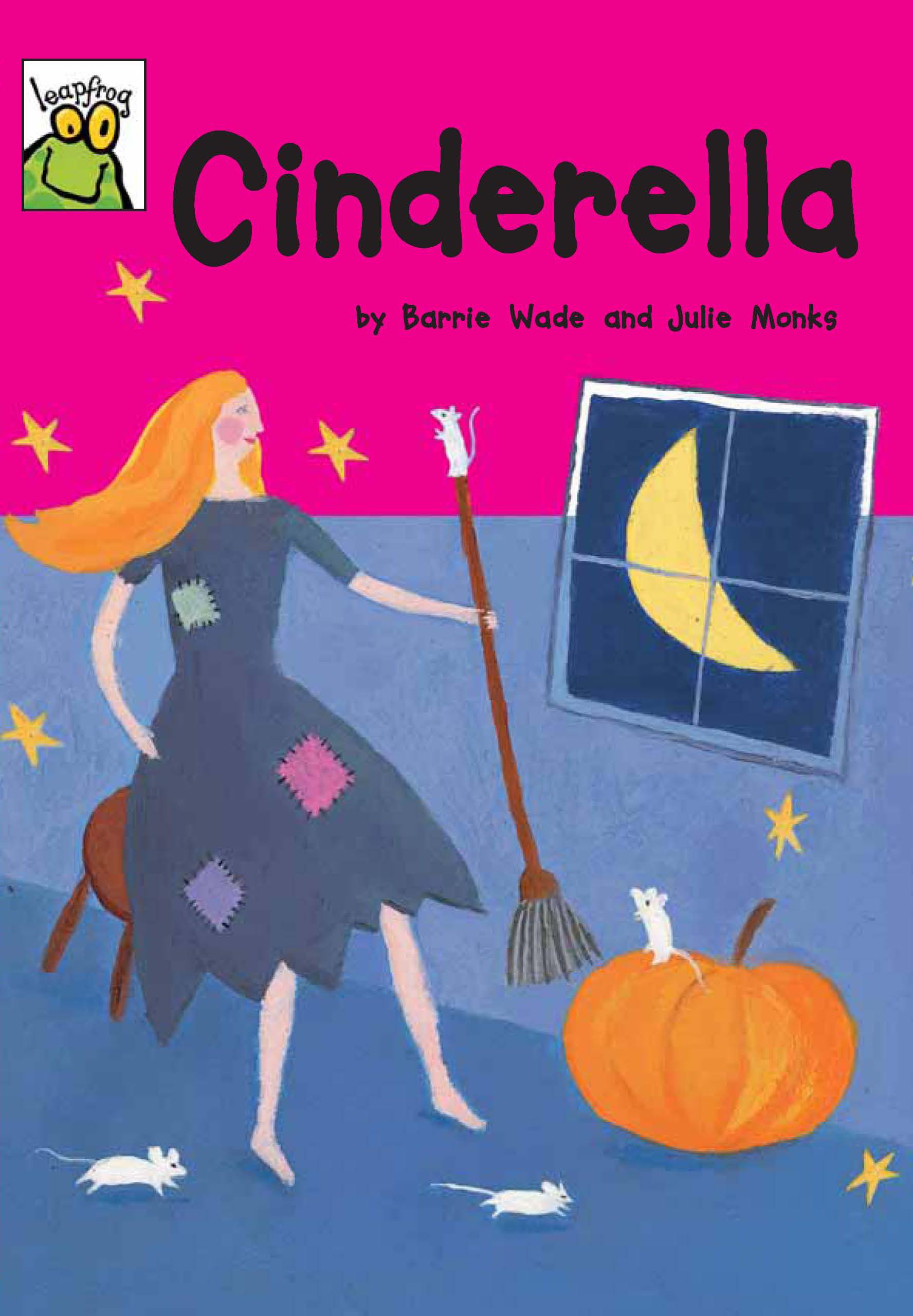 [행사]Istorybook 3 Level C:Cinderella (Leapfrog Fairy Tales)