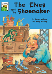 [행사]Istorybook 3 Level C:The Elves and the Shoemaker (Leapfrog)