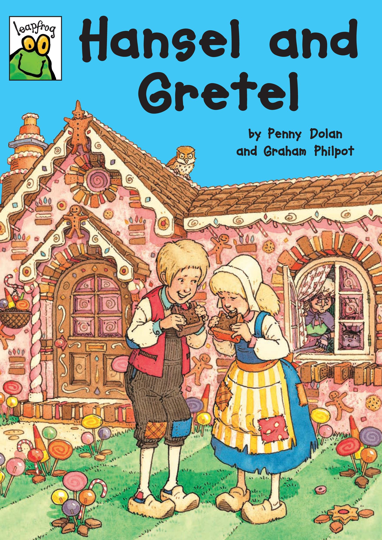 [행사]Istorybook 3 Level C:Hansel and Gretel (Leapfrog Fairy Tales)