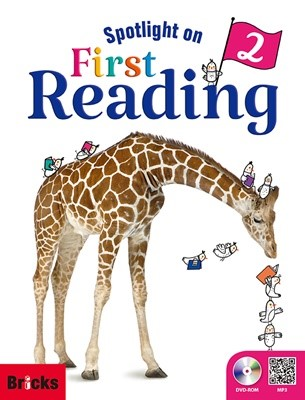 Spotlight on First Reading 2 (+Workbook+DVD-ROM+MP3 CD)