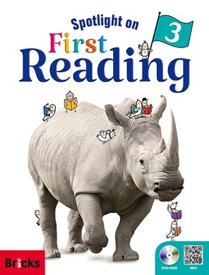 Spotlight on First Reading 3 (+Workbook+DVD-ROM+MP3 CD)