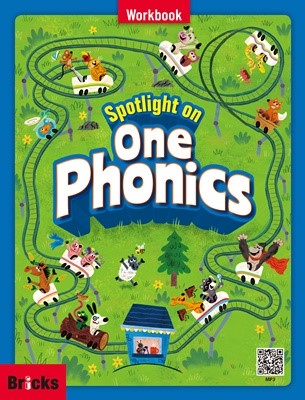 Spotlight on One Phonics Workbook