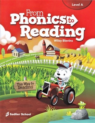 From Phonics to Reading Level A Student's book