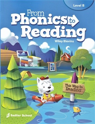 From Phonics to Reading Level B Student's book