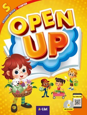 Open Up Starter (Student Book+MP3 CD+DVD-ROM)