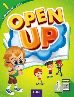 Open Up 1 (Student Book+MP3 CD+DVD-ROM)