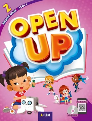 Open Up 2 (Student Book+MP3 CD+DVD-ROM)