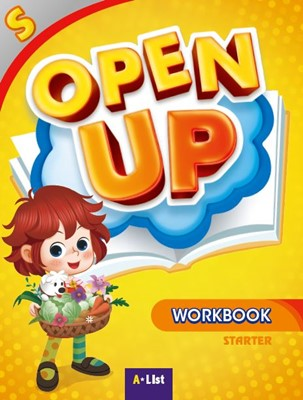Open Up Starter (Workbook)