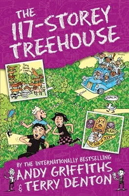 The 117-Storey Treehouse (Paperback, 영국판)