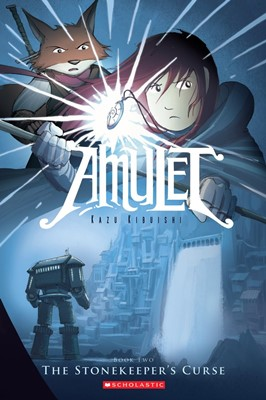 AMULET #2: The Stonekeeper's Curse (Paperback)