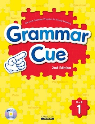 Grammar Cue 1 (Book+Workbook+CD) 2nd
