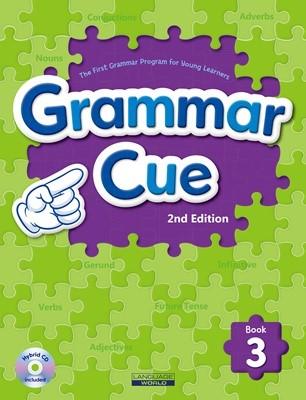 Grammar Cue 3 (Book+Workbook+CD) 2nd