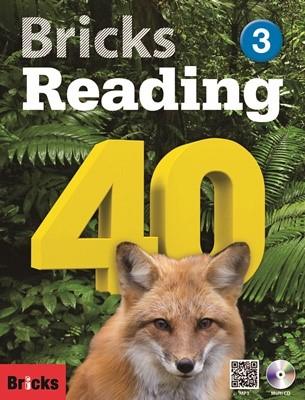Bricks Reading 40-3 SB(WB+CD)