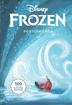 DS-Disney Frozen Postcard Box
