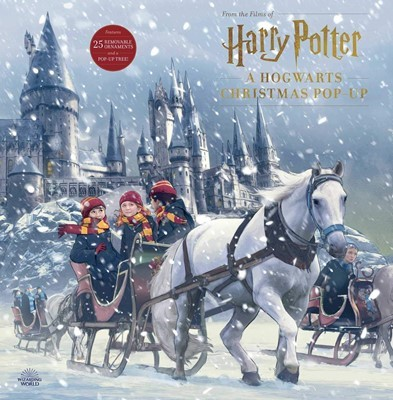 SS-Harry Potter: A Hogwarts Christmas Pop-Up