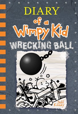 Diary of a Wimpy Kid #14: Wrecking Ball (Hardcover)